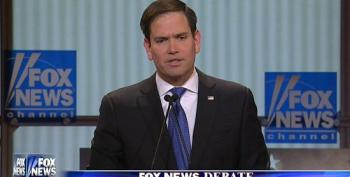 Marco Rubio Attacks Democrats For 'Politicizing' Flint Water Crisis