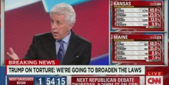 Jeffrey Lord Calls U.S. Generals 'Elites' For Opposing Trump's Torture Ideas