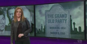 Samantha Bee Eulogizes The GOP