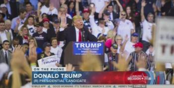 Donald Trump Called Out Over 'Loyalty Pledge'