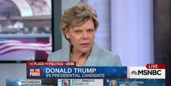 Cokie Roberts: 'But What About The Children, Mr Trump?'