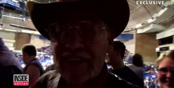 Trump Supporter Who Punched Protester Says 'We Might Have To Kill Him Next Time'