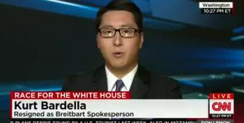 Breitbart News' Spokesman Quits, Calls Them Liars