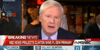 Chris Matthews Suggests Hillary Clinton Pick John Kasich For A Running Mate