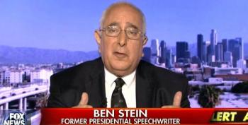 Ben Stein: 'I Have Not Heard A Racist Word' Out Of Trump's Mouth