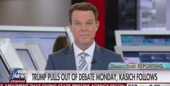Fox News Cancels GOP Debate On Monday After Trump Drops Out