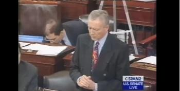 Throwback Thursday: Orrin Hatch Sings Praises Of Judge Garland 19 Years Ago
