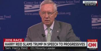 Harry Reid Goes There:  GOP's Obstruction Seven Years Old