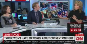 CNN Host Big News: Trump Will Use Teleprompter For Speech Tonight