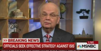 Michael Hayden Says Obama Doesn't Think Terror  Is 'A Big Deal'