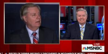 Sen. Lindsey Graham's 5 Stages Of Primary Grief