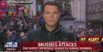 Shep Smith Relays Message From Brussels To Trump: 'A Horror Show, It Is Not'