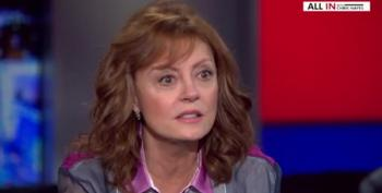 Susan Sarandon On Bernie Sanders' Appeal