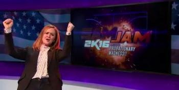 Samantha Bee's Hot Take On For-Profit Probation Officers