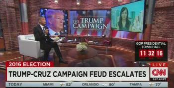 CNN's Don Lemon Rebukes Trump Spox For Trying To Control Heidi Cruz Narrative