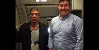 Taking A Selfie With Your Hijacker