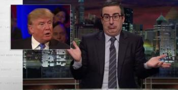 Last Week Tonight: Trump With Nukes Is A Terrifying Thought