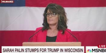 Morning Joe Crew Mocks Sarah Palin's 'Bad Acid' Induced 'Word Salad' Stump Speech
