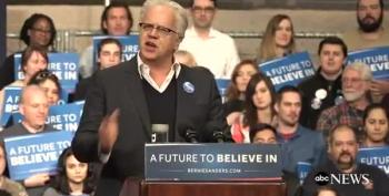 Tim Robbins' Sanders Intro:  'Winning South Carolina Is Like Winning Guam' (Update 2)