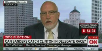 Sanders' Campaign Manager Says Bernie Will Win Nomination In Open Convention