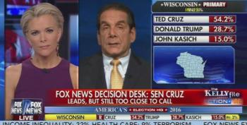 Krauthammer Can't BUH-lieve How Trump Voters Won't Quit Him