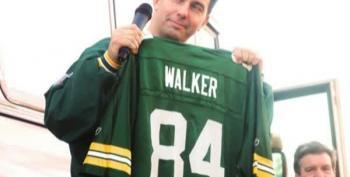 Walker: Trump Attacking Me Was Like Going After Brett Favre