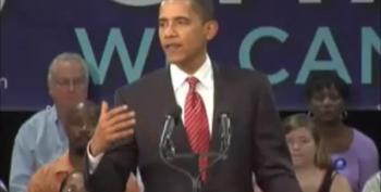 Obama On Primary Drama, 2008