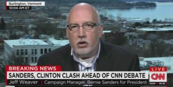 Jeff Weaver: Clinton Policies Led To The Rise And Expansion Of ISIS