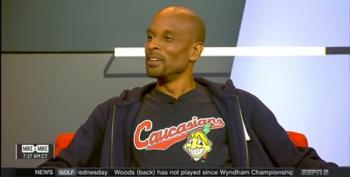 Bomani Jones Explains 'Caucasians' Shirt