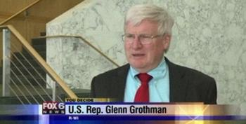 Grothman Confused About Controversy Over Voter Suppression Comments