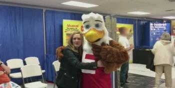 Samantha Bee: The NRA Does Believe In Regulations, Only For Eddie The Eagle!