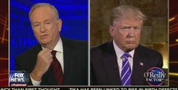 Bill O'Reilly:  'Many Black Youth Are Ill-Educated With Tattoos On Their Foreheads'