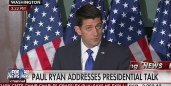 Paul Ryan Rejects Nomination Rumors: 'Count Me Out'