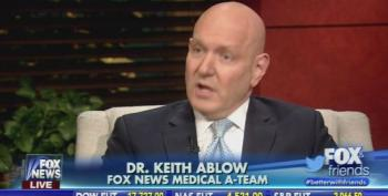 Fox News' Keith Ablow Blames Transgenders For Creating A New World Order