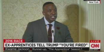 Six Ex-Apprentices Tell Trump: 'You're Fired!'
