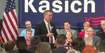 John Kasich Tells Co-Ed: If  You Don't Want To Get Raped, Don't Go To Parties