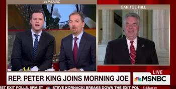 Rep Peter King:  'I Think I'd Take Cyanide If Ted Cruz Got The Nomination'