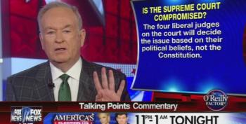Bill O'Reilly Smears Justice Sotomayor Over Possible Immigration Ruling