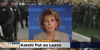 UC Davis Chancellor Linda Katehi Placed On Investigative Leave