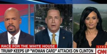 Trump Spox Pierson Blames Clinton For Boko Haram Kidnappings