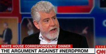 NPR Host: WHCD 'Apotheosis Of Everything That Is Wrong With Journalism And Government'