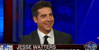 Fox's Jesse Watters Downplays Scuffle With HuffPo Reporter