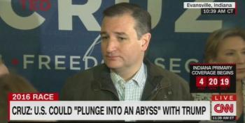 Ted Cruz Shuns MSNBC Female Reporter Over Trump Question