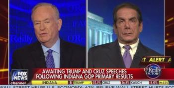 Charles Krauthammer Undecided If He'd Vote For Donald Trump