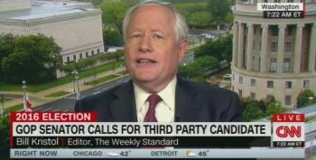 Bill Kristol: Sen. Ben Sasse Could Win Presidential Election As Third Party Candidate
