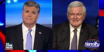Gingrich: Ryan Made A Mistake By Not Endorsing Trump