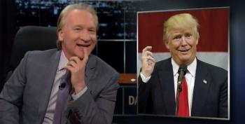 Maher: 'If Trump Was A Man, He'd Stop Whining Like A Little Bitch'