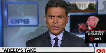 Fareed Zakaria Whacks Trump For Pretending You Can Run A Government Like A Business