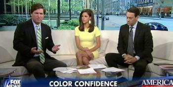 Tucker Carlson Attacks Obama's Commencement Address: What If Romney Said 'Be Confident In Your Whiteness'?