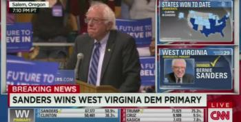 Sanders:  Democrats Will 'Defeat Donald Trump'